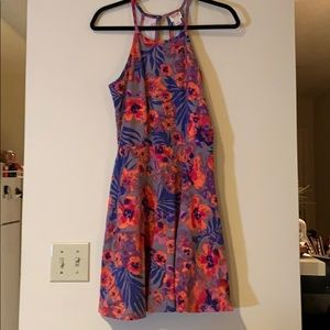 Floral Skater Dress by Mossimo